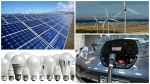 A new Energy Department report examines trade and economic benchmarks for 12 key economies in four clean energy technologies: wind turbine components, solar photovoltaic modules, lithium-ion battery cells for electric vehicles, and light-emitting diode (LED) packages for energy-efficient lighting technologies.