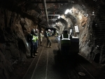 An abandoned mine becomes home to renewable research