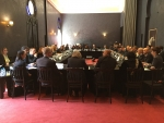 Global Clean Energy Investors and Mission Innovation member leaders join Secretary of Energy Moniz and CEIC Director Malhotra at COP22 Investors Roundtable (credit DOE).