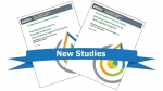 Photo of two Co-Optima reports reading 'New Studies.'