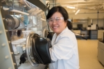 Chen Liao is an electrolyte scientist in the Chemical Sciences & Engineering Division at Argonne National Laboratory, working on lithium-ion batteries and other types of energy storage systems.