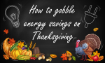 How to Avoid an Energy Bill Spike on Thanksgiving