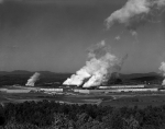 Decades ago, steam billowed from the Oak Ridge Gaseous Diffusion Plant.