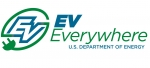 The brand-new logo for EV Everywhere, the effort to encourage the adoption of plug-in electric vehicles. The Energy Department ran a contest to choose a logo, and the winning design was submitted by Brian Marquis.