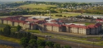An arial view of Oregon Department of Corrections