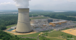 Aerial view of the Grand Gulf Nuclear Plant in Mississippi