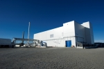 The Integrated Waste Treatment Unit at DOE's Idaho Site.
