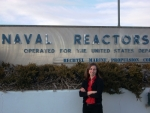 Gina Hendricks is the Hot Cell Engineering manager at the Naval Reactors Facility (part of Bechtel Marine Propulsion Corporation) in Idaho.