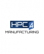 High performance computing for manufacturing logo