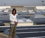 Kim Saylors-Laster, Vice President of Walmart Energy and ambassador for the Clean Energy Education & Empowerment Initiative.   Photo courtesy of Walmart.