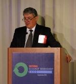 EM Deputy Assistant Secretary for Site Restoration Mark Gilbertson served as a member of a panel on the EM Technology Development Program.