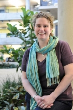 Katherine Riley manages a team of computational scientists at the Argonne Leadership Computing Facility.