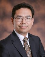 Dr. Ping Liu of ARPA-E discusses the RANGE program and its innovative approach to energy storage for electric vehicles. | Photo courtesy of ARPA-E.
