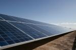 The 150 megawatt Mesquite Solar 1 installation in Maricopa County, Arizona.   Photo courtesy of Sempra Energy.