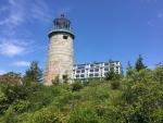 Monhegan Island Light Station. | <em>Photo by Emerson Reiter, NREL</em>