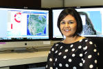 Marisol Gamboa is a Computer Scientist working for the Global Security Directorate at Lawrence Livermore National Laboratory.
