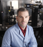 As a Laboratory Fellow at the Energy Department's Pacific Northwest National Laboratory, Pete McGrail and his team are working to develop a more efficient adsorption chiller that could help the Navy cut its fuel costs. | Photo courtesy of Pacific Northwest National Laboratory.