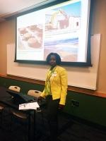 EM Associate Deputy Assistant Secretary for Resource Management Melody Bell.