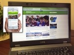 A view of PPPO's retooled website on a smartphone and laptop.