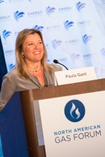 Dr. Paula Gant is the Deputy Assistant Secretary for Oil and Natural Gas in the Department of Energy's (DOE) Office of Fossil Energy.