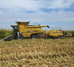 AGCO Project: AGCO Corporation's Single-Pass Combination Harvester