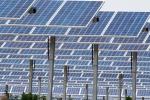 utility scale photovoltaic solar power plant
