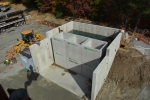 Precast Dam Structure | Photo Courtesy French Development Enterprises