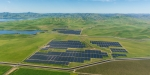 SunPower is using drones and robotics to improve the development and operation of large-scale solar projects. Photo courtesy of SunPower.