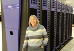Rebecca Springmeyer serves as Deputy Division Leader for Livermore Computing and Principal Investigator for the Advanced Simulation and Computing Computational Systems and Software Environment.