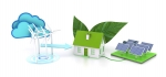 Home renewable energy is a wonderful way to produce clean energy, you just need the right system for your home.   Photo courtesy of ©iStockphoto.com/3dts