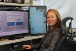 Robyne Teslich is the Information Technology (IT) Services Program Leader for the Chief Information Officer (CIO) at Lawrence Livermore National Laboratory (LLNL).
