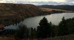The Se̓liš Ksanka Ql̓ispe̓ Dam, located in Polson, Montana, is the first tribal owned hydroelectric facility. Photo by Jami Alley.