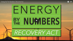 Video: Recovery Act by the Numbers