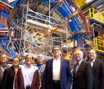 Secretary Perry visits brookhaven national laboratory