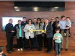 On April 7, members of the Seneca Nation of Indians celebrated the commissioning of a 1.7-megawatt wind turbine on their tribal land in western New York.