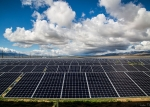 Cloudy skies curb solar production, but new technologies can help. | <em>Photo credit: Tristan Twisselman/BHE Renewables</em>
