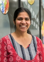 Computer scientist Sreeranjani (Jini) Ramprakash says she became hooked on computers in childhood. Her team at the Argonne Leadership Computing Facility helps scientists worldwide use the facility's supercomputers.