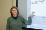 Ulrike Meier Yang is leading the Computational Mathematics group at the Center for Applied Scientific Computing at Lawrence Livermore National Laboratory.