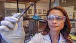 Vanessa Tolosa is an engineer in the Materials Engineering Division at Lawrence Livermore National Laboratory (LLNL).