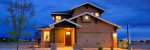 Image of a zero energy-ready home certified by the U.S. Department of Energy