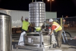 NNSA and Georgetown University Hospital partner to remove radioactive Cs-137 irradiator