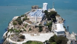 Alcatraz Island is home to one of the nation's largest microgrids. Photo | National Park Service