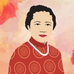 "Nuclear Physicist Chien-Shiung Wu is our third woman in STEM #ThrowbackThursday for 2016. | Illustration by <a href=""/node/1332956/"">Carly Wilkins, Energy Department</a>."