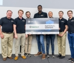 UCF won the 2018 cyberforce competition