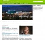A screenshot of the new EM Los Alamos Field Office website.