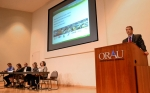 Oak Ridge's EM leadership informed members of the public about projects and goals and answered questions during a public workshop this week.