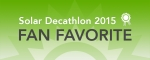 "Go to <a href=""/node/1280696"">energy.gov/fanfavorite</a> to vote for the Solar Decathlon house that you like best!"