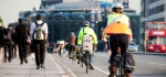 Biking to work is a great way to save money on gas and get some exercise.   Photo courtesy of ©iStockphoto.com/DesignSensation