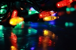 Using LED holiday lights is just one of the ways that you can save energy and money this holiday season. | Photo courtesy of ©iStockphoto.com/AvailableLight