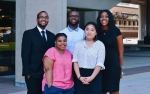 Group portrait of MEISSP Interns, summer 2018